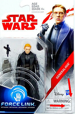 Star Wars The Last Jedi Collection Für Auspacker! General Hux Von Hasbro
