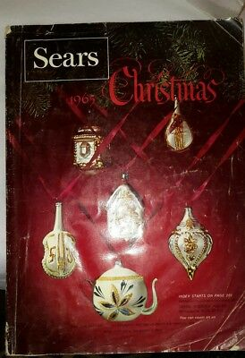 Vintage 1965 Sears Christmas Catalog Wish Book Excellent Toys And More!