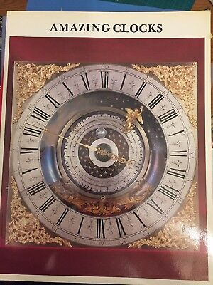 An Exhibition Of Amazing Clocks 1987