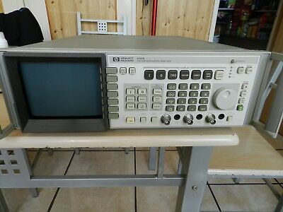 HP8981B Vector Modulation analyzer
