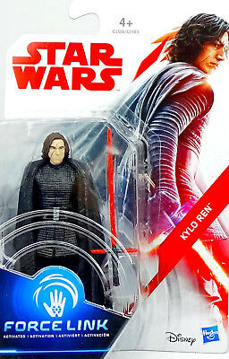 Star Wars The Last Jedi Collection Kylo Ren (Unmaskiert) Tlj  2017 Von Hasbro