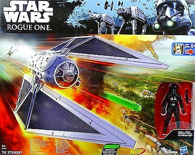 Star Wars Rogue One Collection Tie Striker & Imperial Tie Fighter Pilot Hasbro