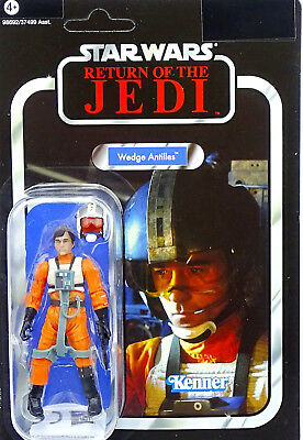 Wedge Antilles X-Wing Pilot Vc28 Star Wars The Vintage Collection Von Hasbro