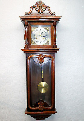 ** Old Wall Clock Regulator Clock 31 Day** 120 cm height