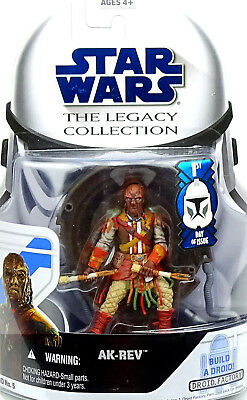 AK-REV JABBA`s PALACE FÜR AUSPACKER STAR WARS LEGACY COLLECTION 2008 HASBRO