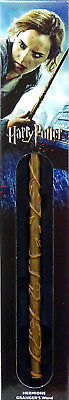 """HERMIONE GRANGER`s WAND / HERMINES ZAUBERSTAB """"HARRY POTTER"""" NOBLE COLLECTION"""