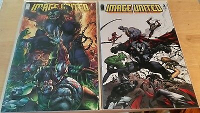 Image United 1 Jim Lee 1:50 Variant 2 Capullo