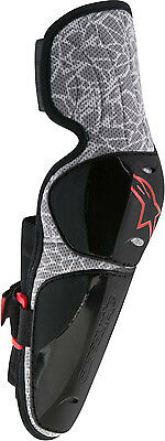 Alpinestars Vapor Pro Elbow Guard Black/Gray