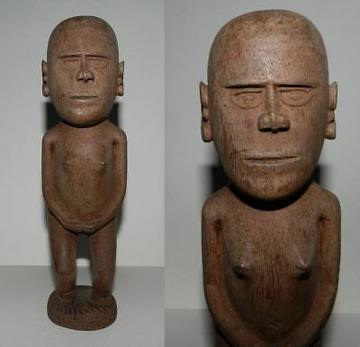 Old Timorese Fertility Figure
