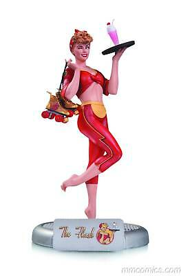 DC Bombshells Flash Jesse Quick 10.51 Inch Tall Statue Ant Lucia Miller Palinko