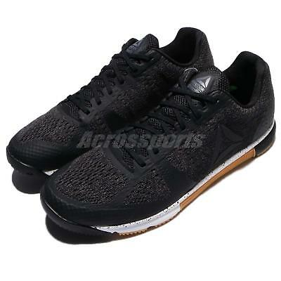 a4db441085116 REEBOK R CROSSFIT Speed TR 2.0 D 2 Black White Gum Men Training Shoes  BS8314 -  96.99