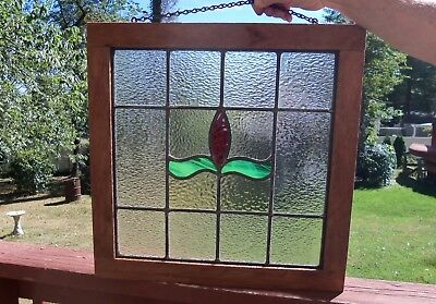 Stained glass - Original copy of an Antique Window