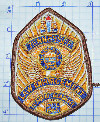 Tennessee Law Enforcement Training Academy Police Version 1 Patch
