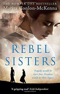 Rebel Sisters by Conlon-McKenna, Marita | Paperback Book | 9781848272002 | NEW