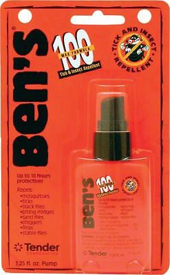 Adventure Medical Kits First Aid: Ben's 100 Max Insect Repellent: 1.25oz Spray