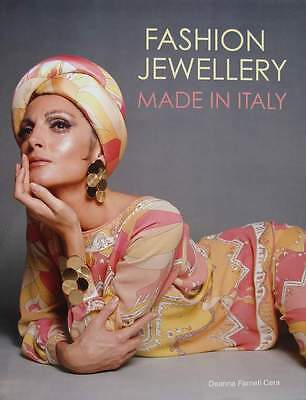 Fashion Jewellery Made in Italy livre,book,buch,boek,libro