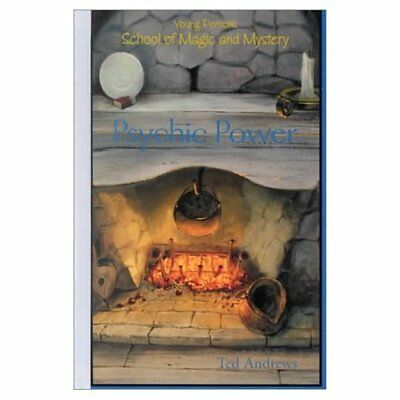 Psychic Power: Volume 2 - Hardcover NEW Ted Andrews 2001-09-13