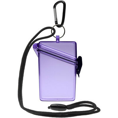 Witz Keep It Clear Lightweight Waterproof Sport Case - Purple