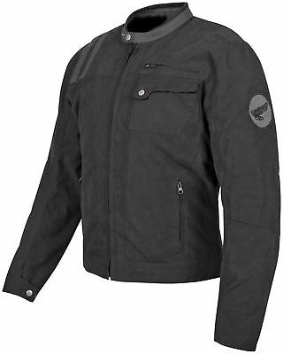 Parker Synergies Honda Heritage Mens Motorcycle Jacket Black