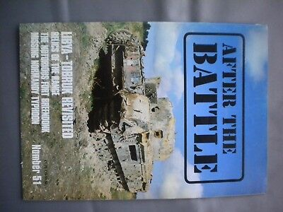 AFTER THE BATTLE THEN & NOW MAGAZINE No51  LIBYA TOBRUK REVISITED