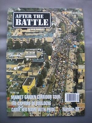 AFTER THE BATTLE THEN & NOW MAGAZINE No86 CAPTURE OF BOULOGNE