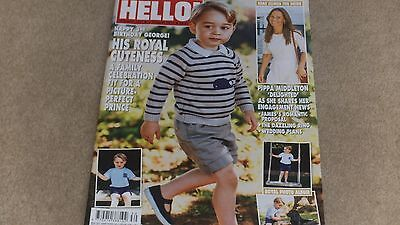 HELLO MAGAZINE 1441 August 2016  Prince George ,Pippa Middleton