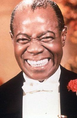 Louis Armstrong Rare 35Mm Slide Transparency 3