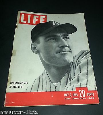 May 2, 1949 LIFE Magazine historical Ads FREE SHIPPING 5 49 1 3 4 6 7 8 adds ads