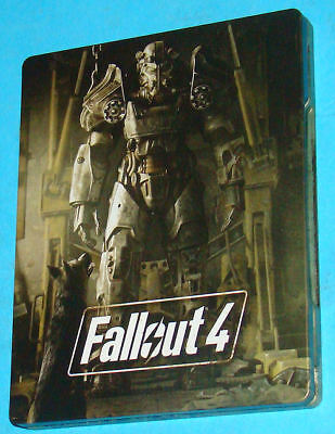 Fallout 4 - Steelbook - Sony Playstation 4 PS4 - PAL