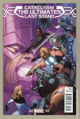 Cataclysm Ultimates Last Stand #2B 2014 VF+ 8.5