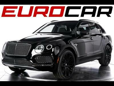 2017 Bentley Other W12 2017 Bentley Bentayga - BLACK CUSTOM WHEELS, BLACKED OUT EXTERIOR, PICNIC TABLES
