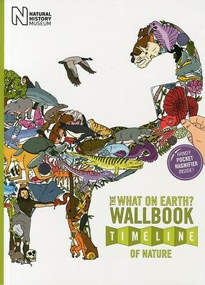 The What on Earth? Wallbook Timeline of Nature (Paperback), Lloyd. 9780993019968