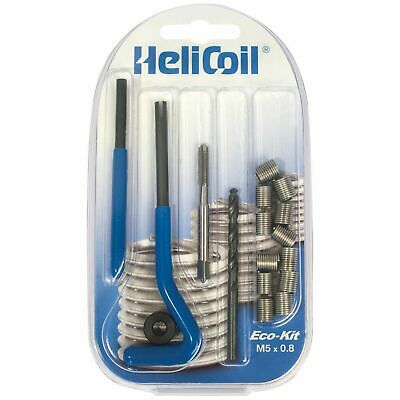 Helicoil M4 x 0.7 Eco Thread Repair Tool Kit With Drill, Tap And Die Inserts