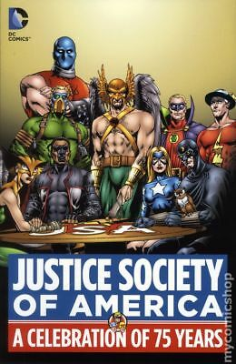 Justice Society of America A Celebration of 75 Years HC (DC) #1-1ST 2015 NM
