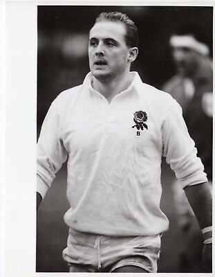 Original Press Photo Dewi Morris playing for England B