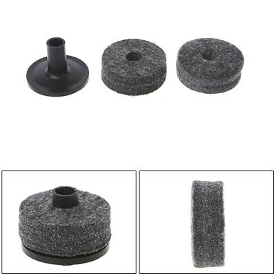 Cymbal Felt Replacement Accessories Jazz Drum High-density Protective Bag Pack