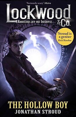 Lockwood & Co: the Hollow Boy (Paperback), Stroud, Jonathan, 9780...