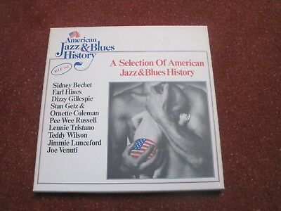 AMERICAN JAZZ & BLUES History
