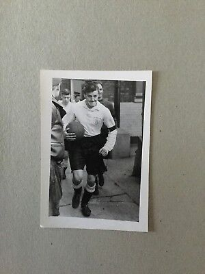 Small Photograph Of JIMMY HILL ( Fulham ).