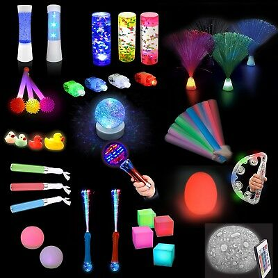Handheld Sensory 'Light-Up' Toys and Tools Range | Special Needs & Educational