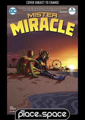 Mister Miracle, Vol. 4 #5A (Wk50)