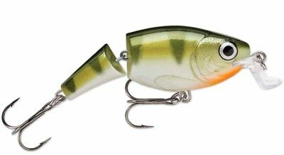 Rapala Jointed Shallow Shad Rap 07 Fishing Lure - Yellow Perch