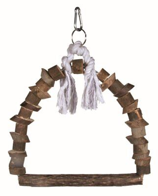 Trixie Natural Living Wooden Arch Swing 15 x 20 cm