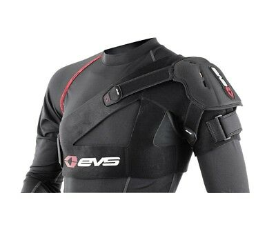 EVS SB04 MX Offroad Shoulder Brace Black