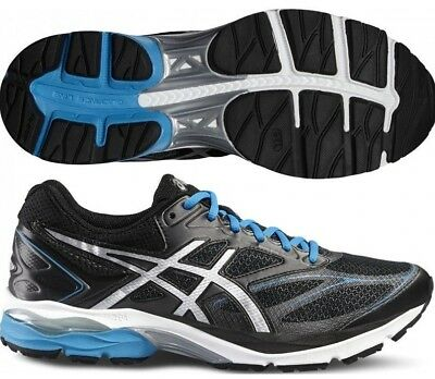 T6E1N Mens asics Gel-Pulse 8 Running Trainers Shoes Sports Size UK 14 Euro 50.5