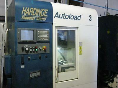 Hardinge GT-27SP CNC Turning Center