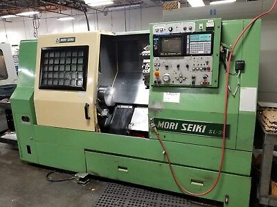 Mori-Seiki Sl25B Cnc Turning Center