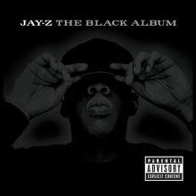 Jay Z - The Black Album NEW 2 x LP