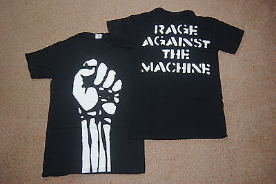 Rage Against The Machine Jumbo Fist T Shirt New Official Killing In The Name