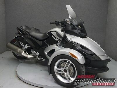 Can-Am SPYDER GS SE5  2009 Can-AM SPYDER GS SE5 Used FREE SHIPPING OVER $5000